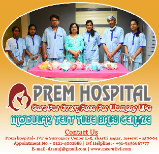 Best IVF Hospital In Meerut
