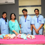 7 Babies Of Our First IVF Batch Delivered