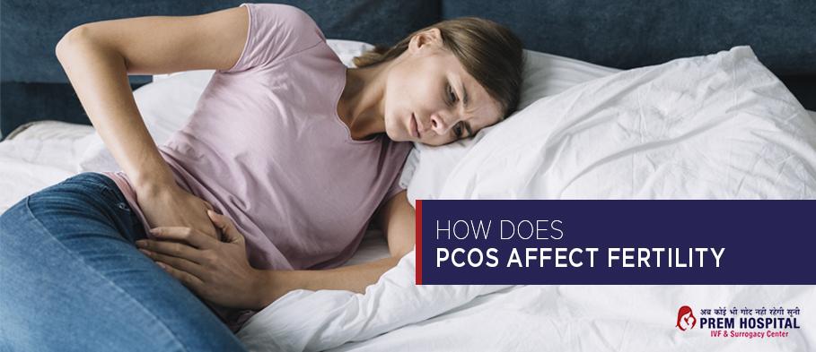 Does PCOS affect fertility